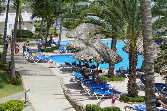 SUNSOL Isla Caribe: area real