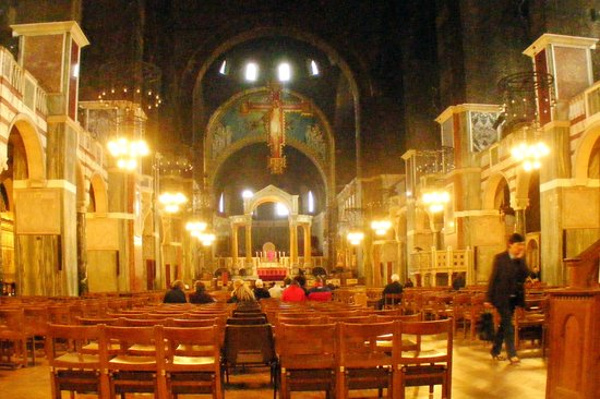 Westminster Cathedral : The nave.