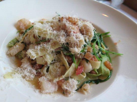 Il Fornaio: Seafood pasta