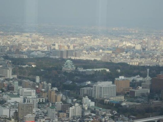Midland Square : Nagoya Castle