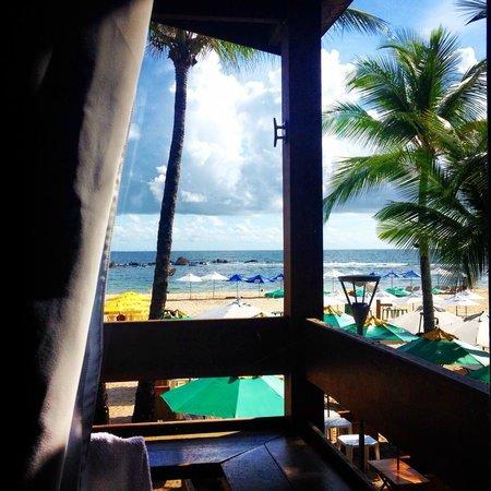 Sambass Hotel: vista do quarto
