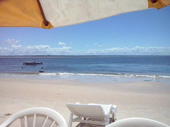 Gamboa Beach: Tranquilidad