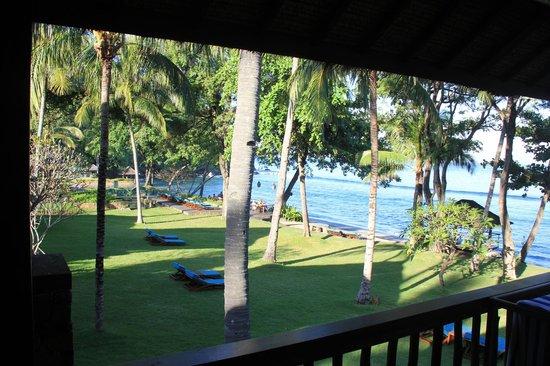 Jeeva Klui Resort: BeachFront Garden