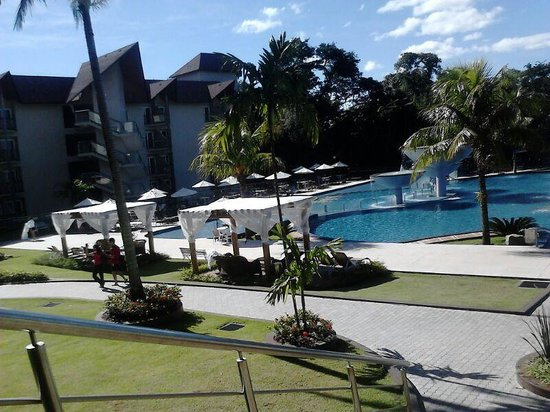 Recanto Cataratas Thermas Resort & Convention: lugar de descanso