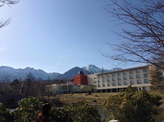 Kiyosato Kogen Hotel: YATSUGATAKE