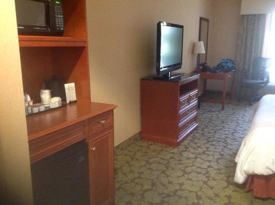 Hilton Garden Inn Las Vegas Strip South: 109 tv
