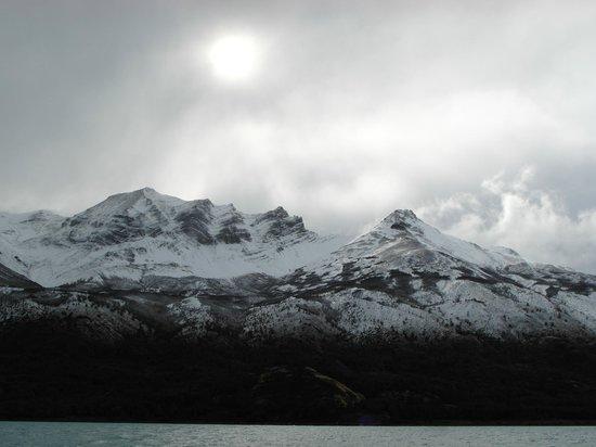 Upsala Glacier: Paisaje en el Calafate