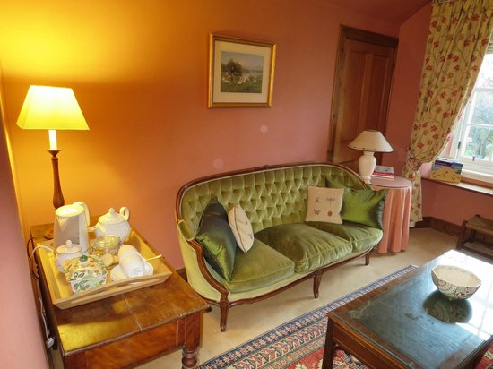 Old Fishergate House: Our sitting room