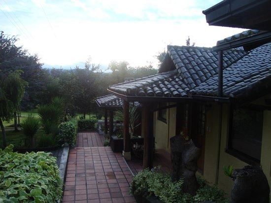 Hacienda Hosteria San Luis: Cabañas