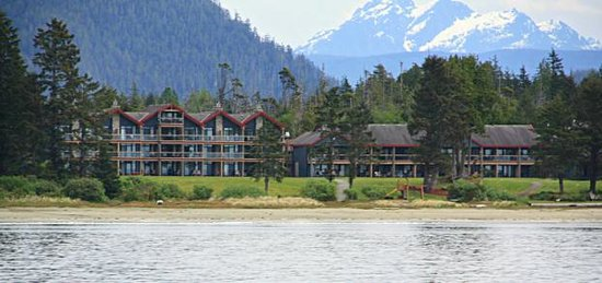 Best Western Tin Wis Resort : Loved the location