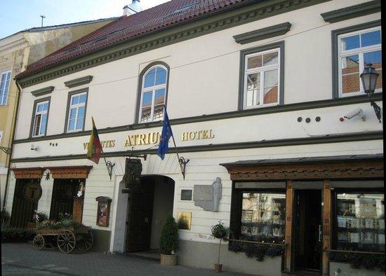 Atrium Hotel: Отель