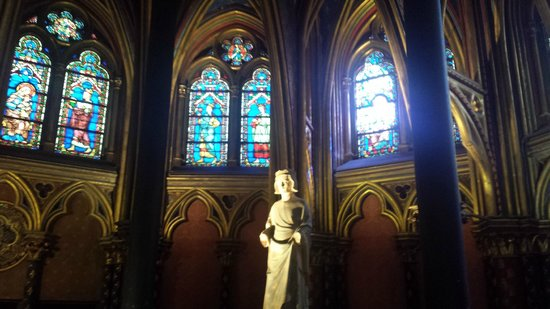 Sainte-Chapelle : Stained Glass