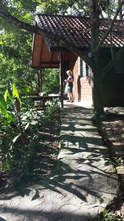 Black Rock Lodge: Cabin #12