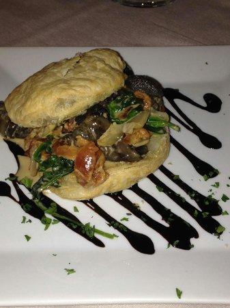 Al Dente : Escargo  (snails)..was yummy to my surprise