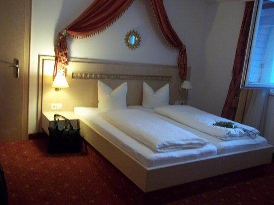 Rumer Hof: Nice twin room