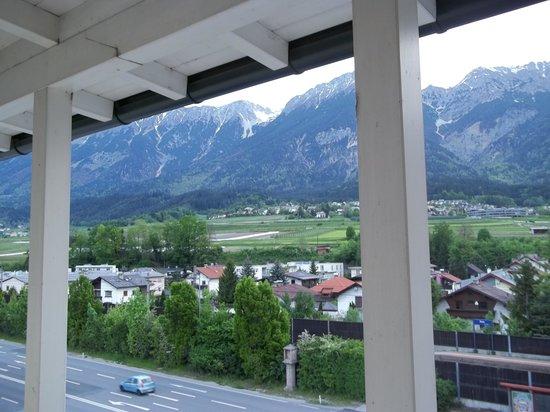 Rumer Hof: view from room
