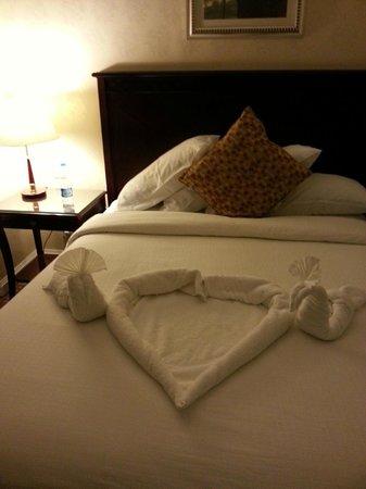 Anwar Al Madinah Movenpick Hotel : room