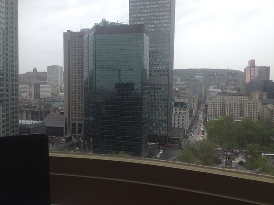 Montreal Marriott Chateau Champlain : quarto