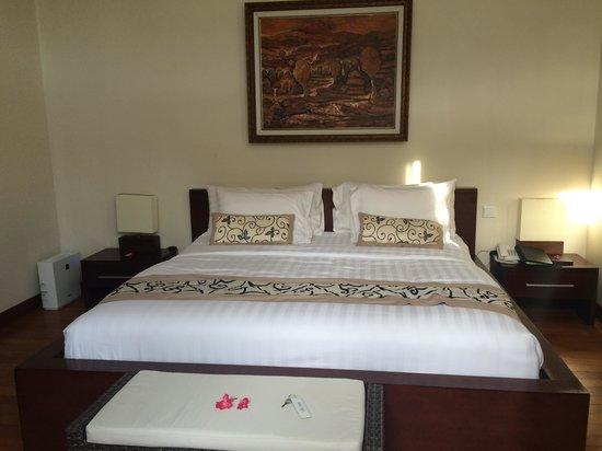 Daluman Villas: bedroom