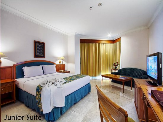 Hotel Sahid Jaya Makassar : Junior Suite