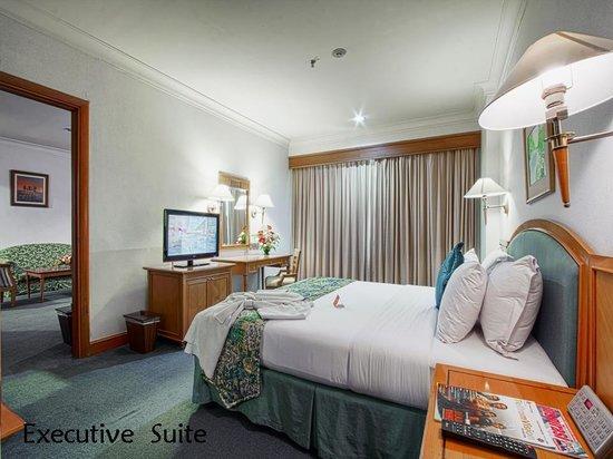 Hotel Sahid Jaya Makassar: Executive Suite