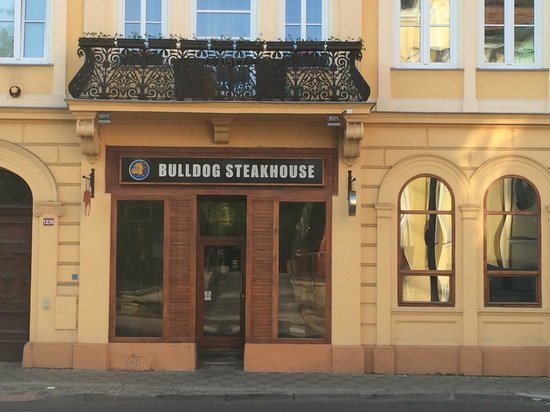 Bulldog steakhouse: Steak-House