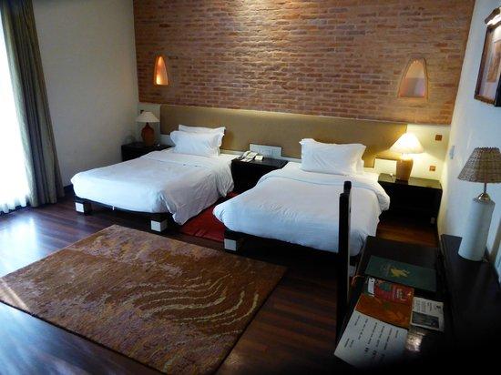 Gokarna Forest Resort: Comfortable beds