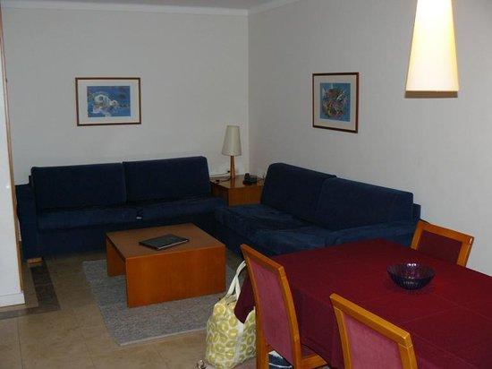 Vila Petra Aparthotel: Lounge area