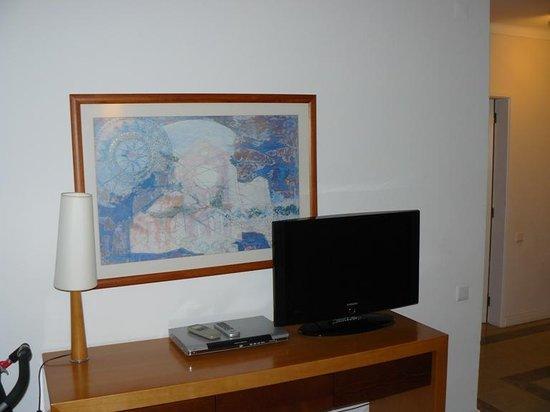 Vila Petra Aparthotel: TV