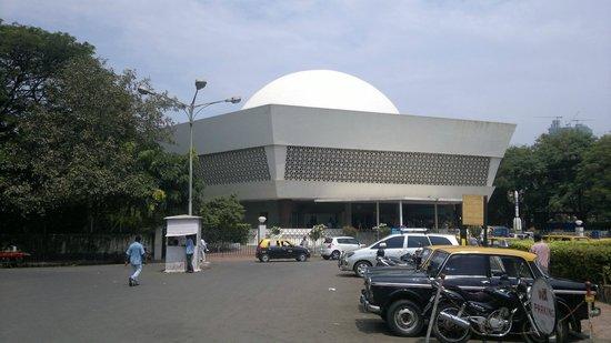 Nehru Planetarium: Planeterium