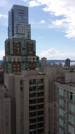 Sutton Place Hotel Vancouver: Great View