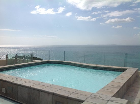 Oceana Palms Luxury Guesthouse: Roof top pool