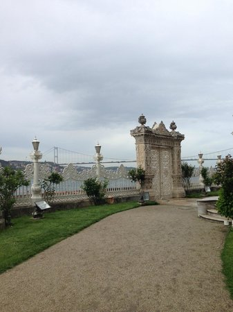 Kucuksu Pavilion: ворота