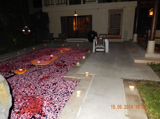 Kayumanis Sanur Private Villa & Spa: Pool Area