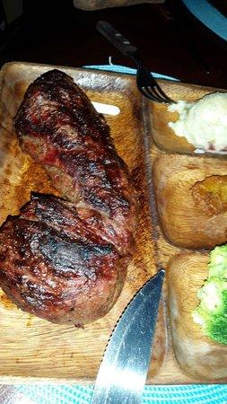 El Gaucho Argentine Grill : Churrasco argentino de lomito