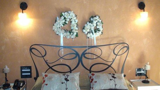 Avalon Boutique Suites Hotel: Bedroom