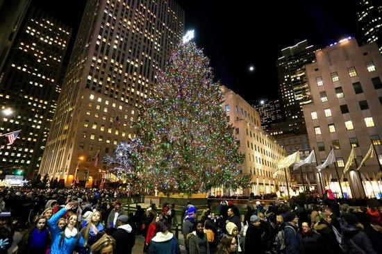 Rockefeller Center: Jul