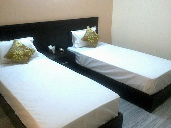 Hotel Corporate Prime: twin room