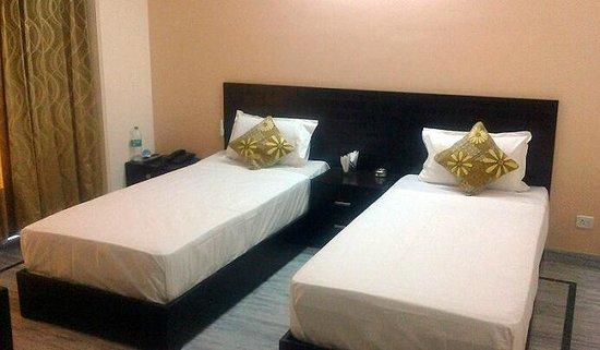 Hotel Corporate Prime : Twin Super deluxe room