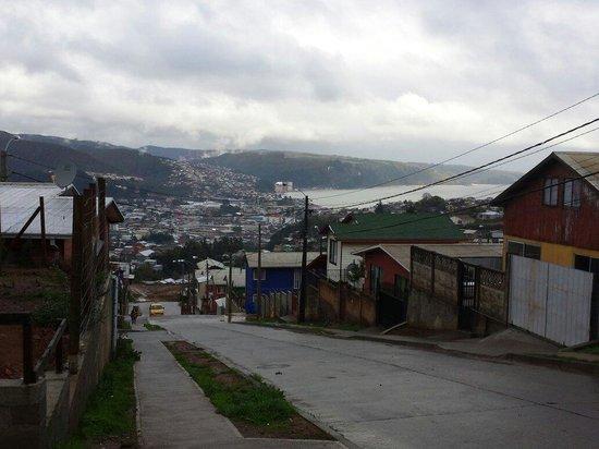 Cabanas Punta de Parra: Tomé