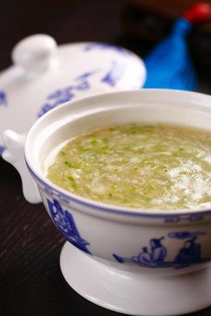 Pudong Shangri-La, East Shanghai : Gui Hua Lou Signature dish2