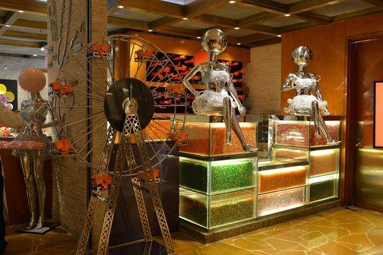 Pudong Shangri-La, East Shanghai : Yi Cafe Refresh opening