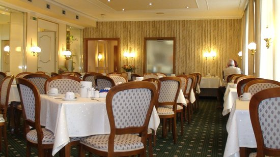 Hotel City Central: Breakfast room