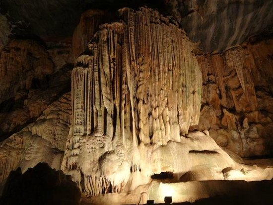 The Cango Caves : The formations are stunning!