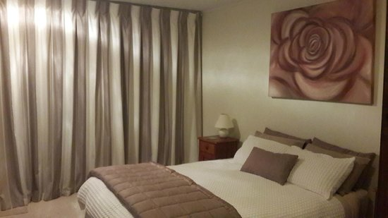 Reflection Lodge : bedroom