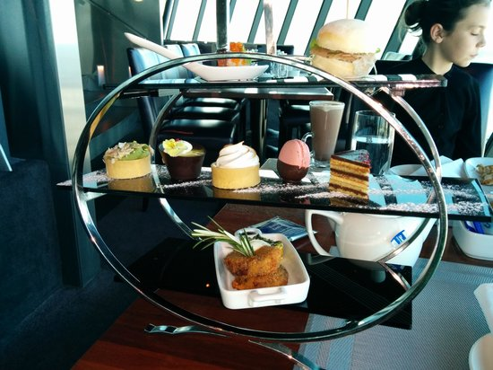 Orbit : High tea - one serving $40