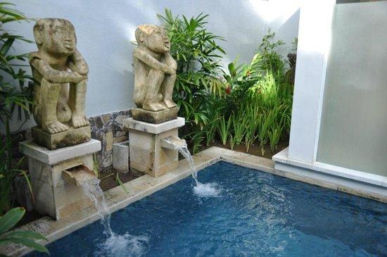 Sudamala Suites & Villas Senggigi : Private pool villa