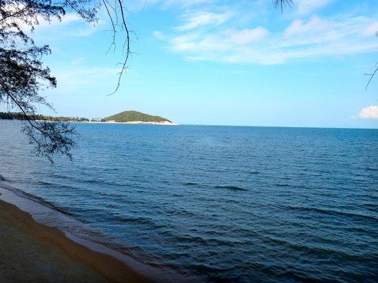 Nikki Beach Resort & Spa : リゾートからの景色です。