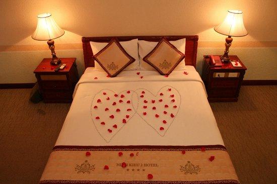 Ninh Kieu 2 Hotel : room
