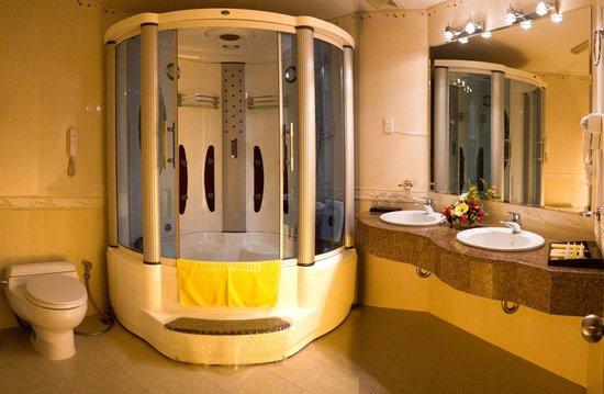 Ninh Kieu 2 Hotel : Bathroom